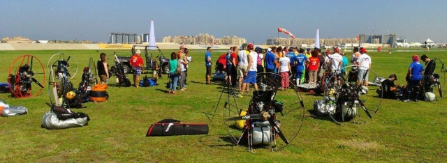 world air games paramotors